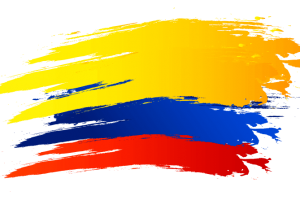 colores colombia